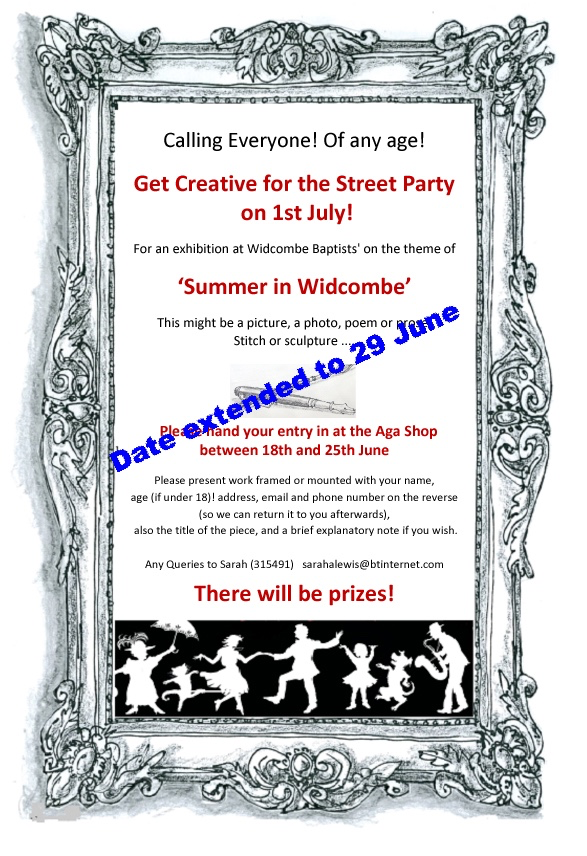 Widcombe Midsummer Party 2018 » Events » Widcombe Association